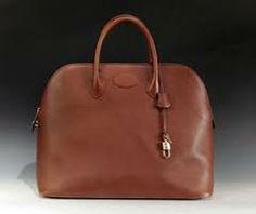 Hermes vintage travel bag