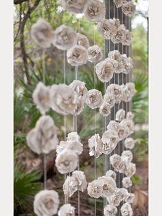 Blumendeko zur Hochzeit selber machen!