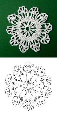 snowflake 668
