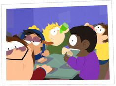 Like Doodlebob South Park Funny, South Park Memes, South Park Anime, South Park Fanart, Old Married Couple, Tweek And Craig, Creek South Park, Miraculous Ladybug Memes, Adult Cartoons