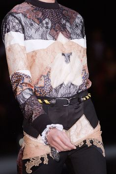 Givenchy Fall 2013 - Details