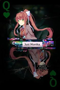 My Side of the Internet — I made playing cards for all of the Doki's!...