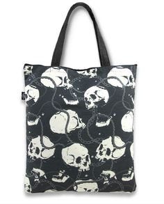 Liquor Brand Tasche Skull.Oldschool,Tattoo,Pin up,Biker,Rockabilly,Custom Styles