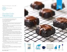 Chocolate for holydays? Why not with this easy recipe www.my2.tupperware.com/eboneta
