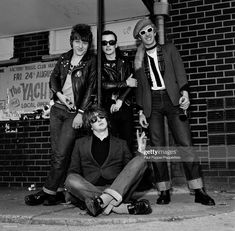 Rock Chic, Rock Style, The Damned Band, Goth Bands, 70s Punk, Storybook Cottage, Pin Up Outfits, Emo Goth, Psychobilly