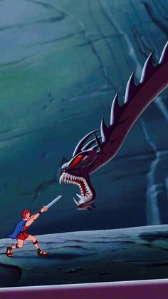 Hercules battling the Hydra as part of the 12 labors described in Metamorphoses. Disney Art, Arte Disney, Disney Home, Disney Magic, Disney Movies, Meg Hercules, Disney Hercules, Hercules Movie, Cartoon Network Adventure Time