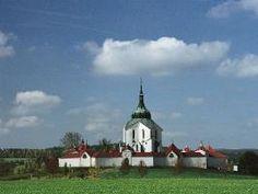 Vítejte na Vysočině | Turistický portál, Poutní kostel Jana Nepomuckého, Zelená hora