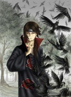 Raven Bender (Itachi by Nivalis70)