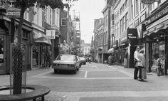 Barteljorisstraat Haarlem (jaartal: 1980 tot 1990) - Foto's SERC
