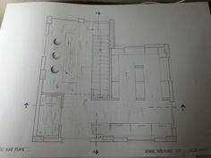 Heykel atolyesi zemin kat planı