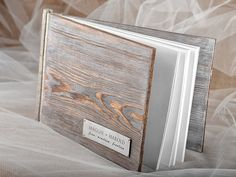 WEDDING GUEST BOOKS 10/drptN/kwg