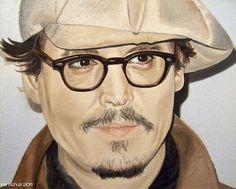 Johnny Depp - Paris 2011 - 2 by shaman-art on DeviantArt
