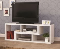 coaster 42 in. to 51 in. tv stands large view