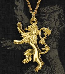 Lannister Pendant