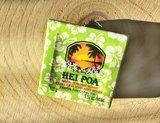 Hei Poa soap monoï tiare. Een heerlijke zeep op basis van Monoï en Tiare zonder conserveringsmiddelen. Hei Poa, Tahiti, Lunch Box, Cover, Art, Art Background, Kunst, Bento Box, Performing Arts