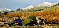 Jedermannsrecht: Zelten in Norwegen erlaubt bei outdoor-magazin.com