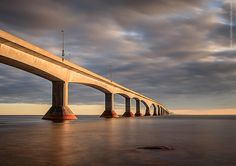 Confederation Bridge to Prince Edward Island, Canada East Coast Canada, New England Cruises, Devon Uk, Visit Canada, Prince Edward Island, New Brunswick, Anne Of Green Gables, Travel Memories, Canada Travel