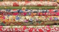 Liberty of London fabric = <3. Emily and I keep scheming about how we can get our hands on some semi-cheaply.