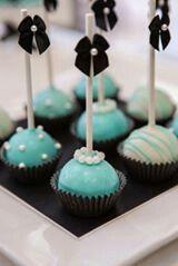 Elegantes popcakes