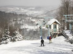 Holiday Valley, Ellicottville NY