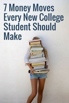 Are you a college student? Here are the money moves you need to make. These personal finance tips and tricks will help you stay ahead | #debtadvice #financetips #moneymatters New College, College Hacks, College Success, National Debt Relief, Savings Planner, College Survival, Student Discounts, College Discounts, Thing 1