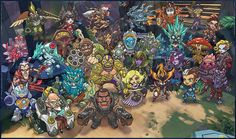 Still playing Battleborn? No? Yes? Well 2K and Gearbox have been working hard at bringing a new update to coax players back into the game the Winter Update will bring a host of new features and PS4 Pro support to the game.  Although we have previously known most of the features of the new update the devs are bringing even more than previously discussed.Alongside a UI overhaul and visual enhancements the game has just gained PS4 Pro support.  The game will also receive aperformance boost…