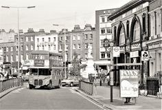 Mornington Crescent | RM1913 passes on a 253 in 1983, a 1980… | Flickr