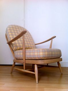 Ercol 70's chair