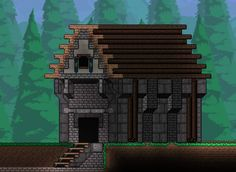 Medieval - Style Large House