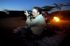 Mexico Expedition Co-Leader and legendary New York Times photojournalist #LonnieSchlein #Photography
