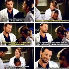 Quotes Greys Anatomy Carousel New Ideas Grey Quotes, Grey Anatomy Quotes, Greys Anatomy Memes, Tv Quotes, Movie Quotes, Funny Quotes, Alex And Meredith, Grays Anatomy Tv, Dark And Twisty