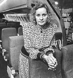 Uli Derickson, Hero of hijacked TWA flight 847.