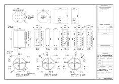 Ideas Gambar Kerja Konstruksi Baja Minimalist Home Designs Minimalist House Design, Minimalist Home, Autocad, Floor Plans, Tower, Construction, Steel, Building, Rook