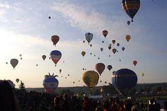 Bristol Balloon Festival