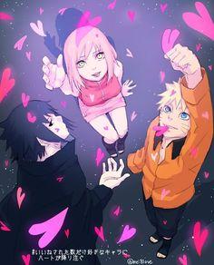 Team 7 #Naruto