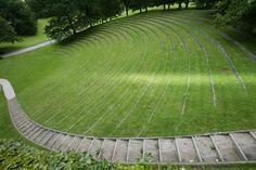 Amphitheater Aarhus Denemarken Foto: Henk Dijkman