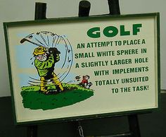 That explains it.  #golf #funny I Rock Bottom Golf #rockbottomgolf