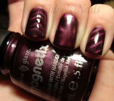 China Glaze Magnetix. I just ordered a couple of these, so excited to try!