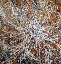 Jackson Pollock Paintings   Jackson Pollock Image Gallery and Blog