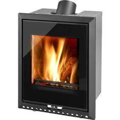 Wkład powietrzny #Thorma #Alicante Glass 12 kW - http://www.wkladykominkowe.net.pl/produkt/wklad-powietrzny-thorma-alicante-glass-12-kw #kominki #fireplace