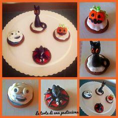 Biscotti halloween semplici semplici da fare con i bimbi!!!