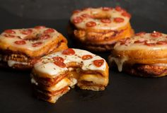 How Do You Make Pizza and Donuts Better? Pizza Donuts.