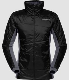 Norrøna's lightest and most packable insulated jacket for all season use for women. This windproof insulation garment can be worn alone or as a mid layer. Made with Primaloft Silver fabric. Silver Fabric, Insulation, Motorcycle Jacket, Jackets For Women, Fashion, Moda, La Mode, Moto Jacket, Fasion
