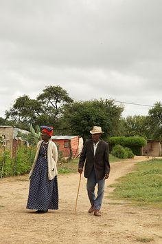 OTJIVERO, NAMIBIA.