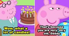 17 Times Peppa Pig Was Just An Absolute Savage Don't let the sweet voice fool you. Stupid Memes, Stupid Funny, Haha Funny, Hilarious, Funny Stuff, Dankest Memes, Peppa Pig Funny, Peppa Pig Memes, Peppa Pig Wallpaper