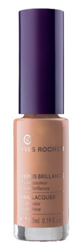 Yves Rocher Nail Lacquer - Beige nacré (17791) #yvesrocher #makeup #beauty #nails