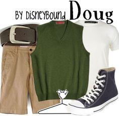 Doug (I feel like I would where this outfit pretty often, lol)
