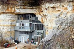 Homes in the most unusual places - Yahoo! Homes