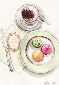 Paris Pastry  Dessert