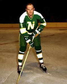 Bill Goldsworthy, North Stars